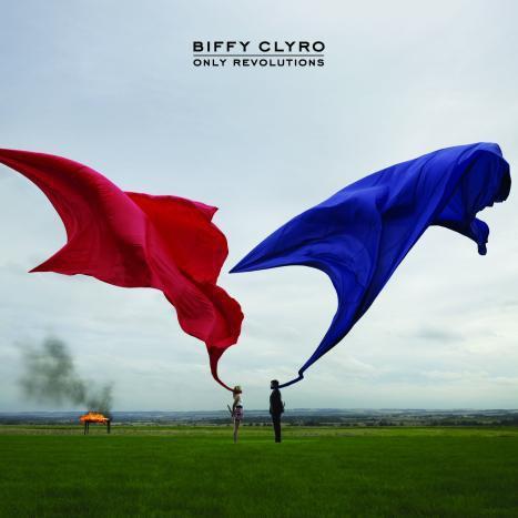 Biffy Clyro Only Revolutions Vinyl
