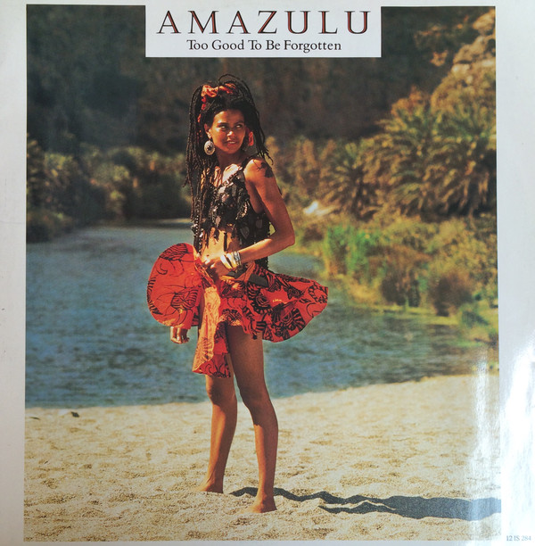 Amazulu Too Good To Be Forgotten Vinyl