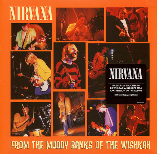 Nirvana From The Muddy Banks Of The Wishkah