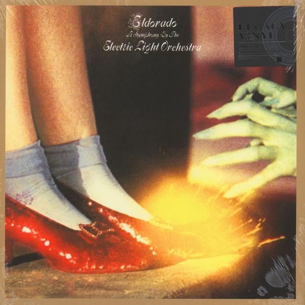 Electric Light Orchestra  Eldorado A Symphony By The Electric Light Orchestra Vinyl
