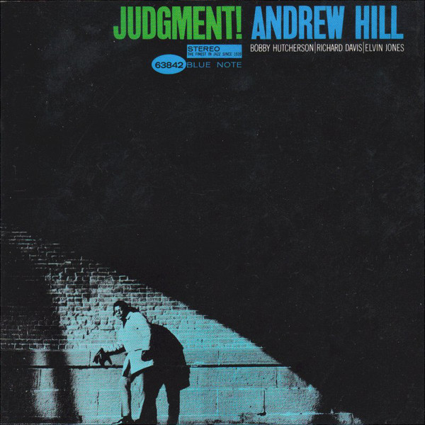 Andrew Hill Judgment! CD
