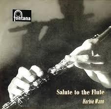 Herbie Mann Salute To The Flute Vinyl