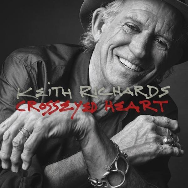 Richards, Keith Crosseyed Heart