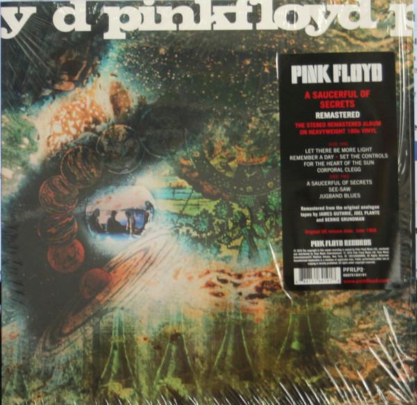 Pink Floyd A Saucerful Of Secrets Vinyl