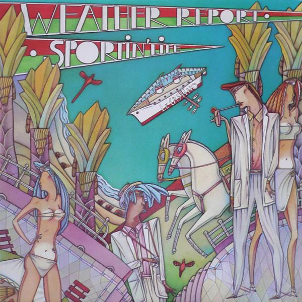 Weather Report Sportin' Life Vinyl