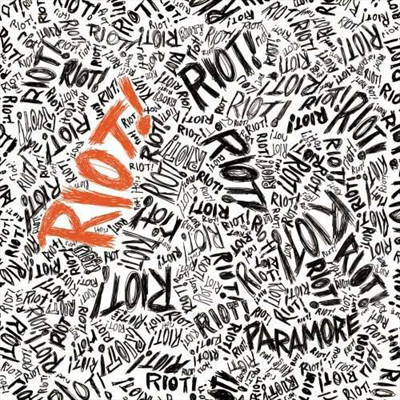 Paramore Riot! Vinyl
