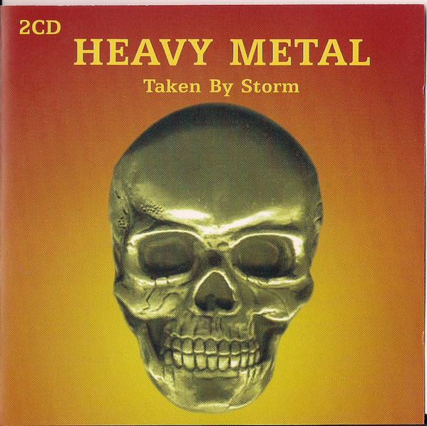 Various Heavy Metal - Taken By Storm