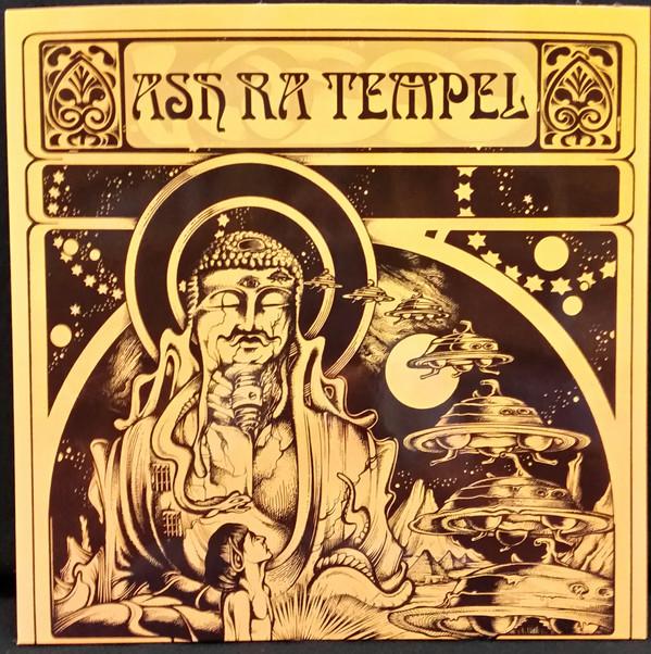 Ash Ra Tempel The High And Mighty Priestess Vinyl
