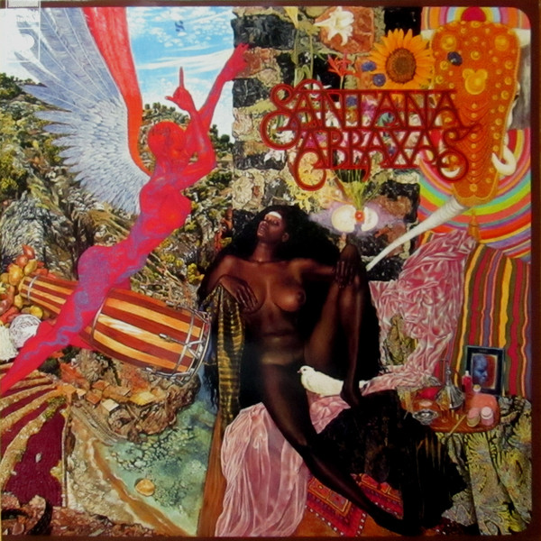 Santana Abraxas Vinyl