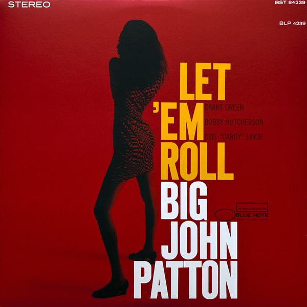 Big John Patton Let 'Em Roll Vinyl
