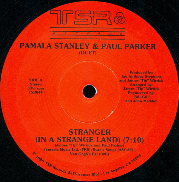 Stanley, Pamala & Parker, Paul Stranger (In A Strange Land)