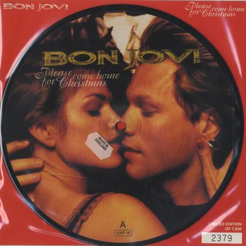 Bon Jovi Please Come Home For Christmas