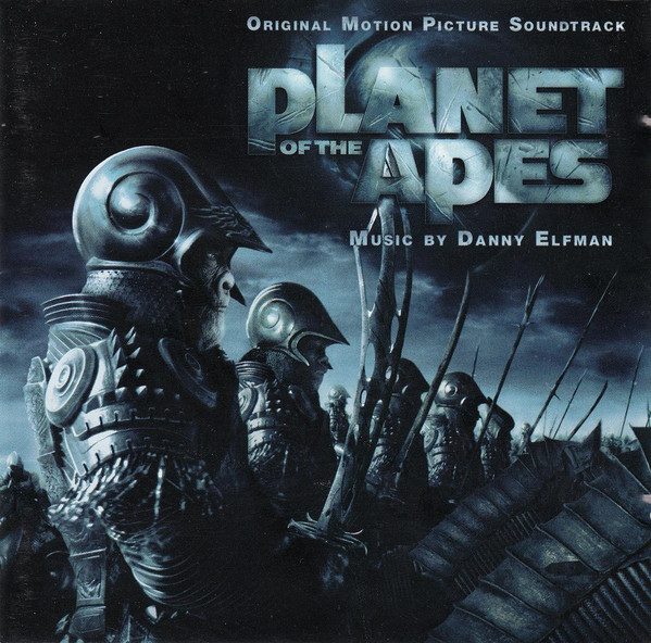 Danny Elfman Planet Of The Apes (Original Motion Picture Soundtrack) CD