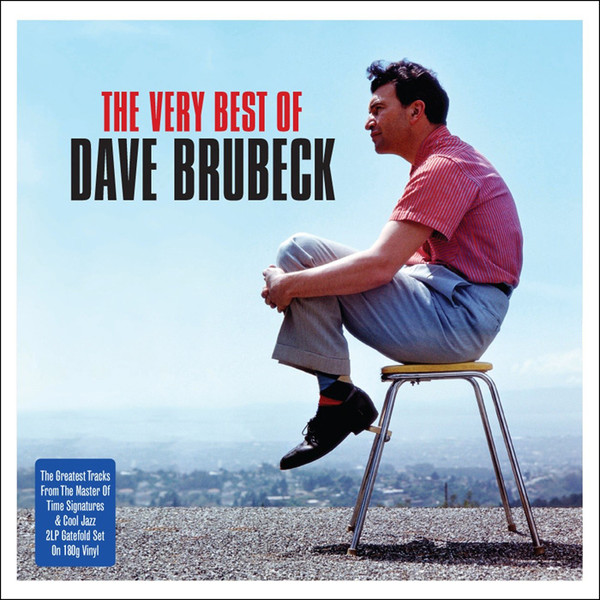 Brubeck, Dave The Very Best Of Dave Brubeck Vinyl