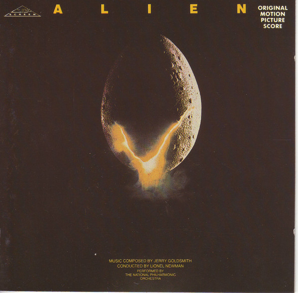 Jerry Goldsmith Alien (Original Motion Picture Score) CD