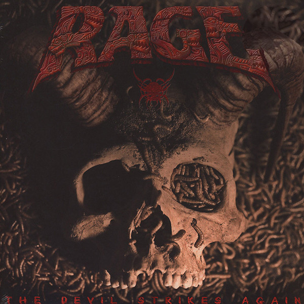 Rage The Devil Strikes Again Vinyl