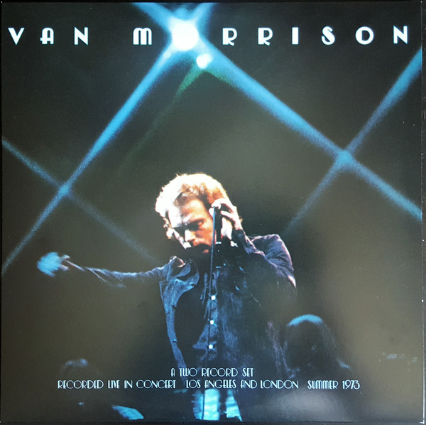 Morrison, Van It's Too Late To Stop Now - Volume 1