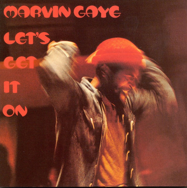 Gaye, Marvin Let's Get It On Vinyl