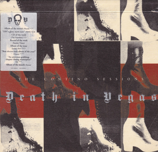Death In Vegas The Contino Sessions Vinyl