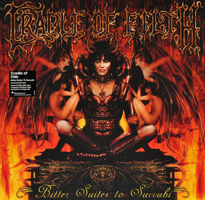 Cradle Of Filth Bitter Suites To Succubi