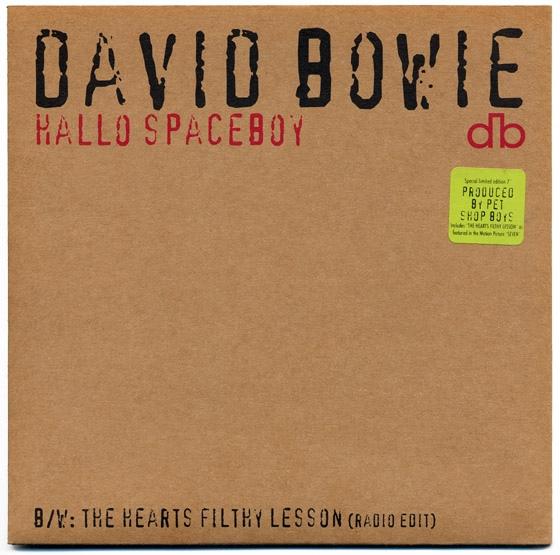 Bowie, David Hallo Spaceboy