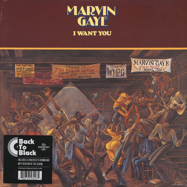 Gaye, Marvin How Sweet It Is To Be Loved By You Vinyl