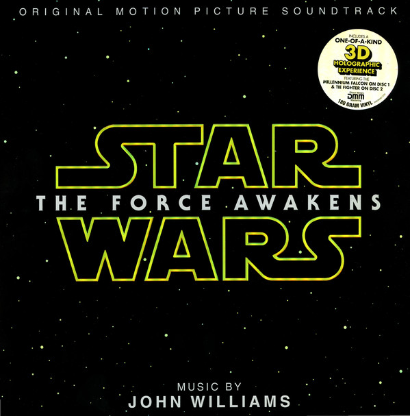 Music By John Williams Star Wars: The Force Awakens