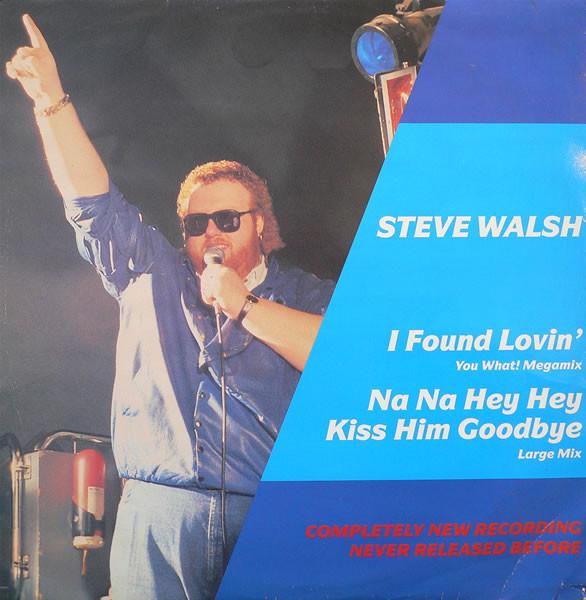 Walsh, Steve I Found Lovin'