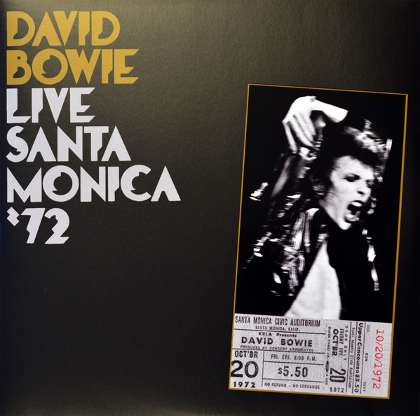 Bowie, David Live Santa Monica '72