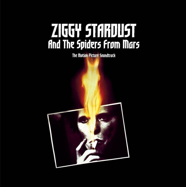 Bowie, David Ziggy Stardust And The Spiders From Mars (The Motion Picture Soundtrack)