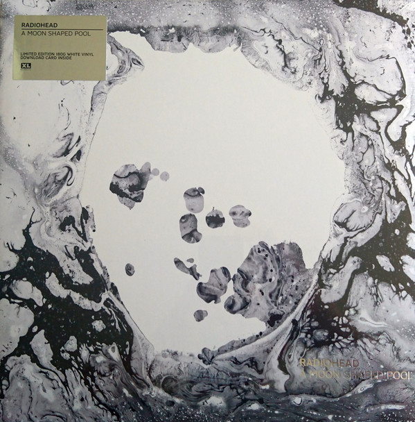 Radiohead A Moon Shaped Pool Vinyl