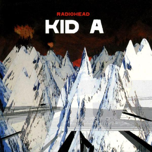 Radiohead Kid A