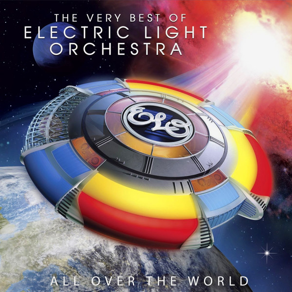 Electric Light Orchestra All Over The World - The Very Best Of Electric Light Orchestra Vinyl
