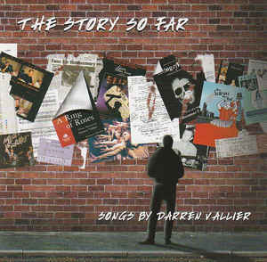 Vallier, Darren The Story So Far CD