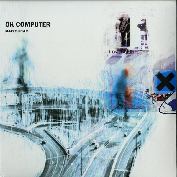 Radiohead OK Computer Vinyl