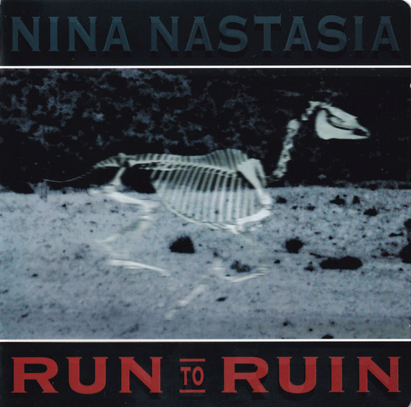 Nastasia, Nina Run To Run CD