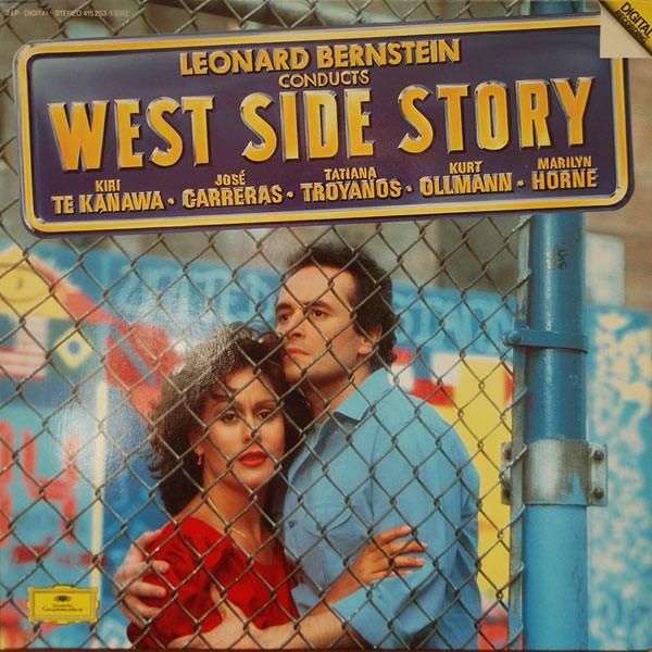 Bernstein, Leonard West Side Story Vinyl