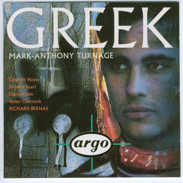 Turnage - Hayes, Suart, Kimm, Charnock, Bernas Greek