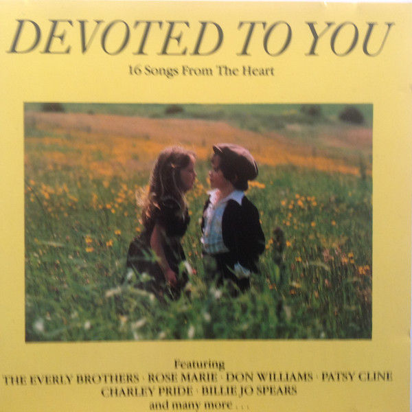 Various Devoted To You CD