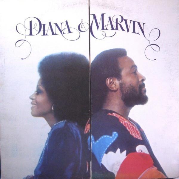 Gaye, Marvin & Diana Ross Diana & marvin Vinyl
