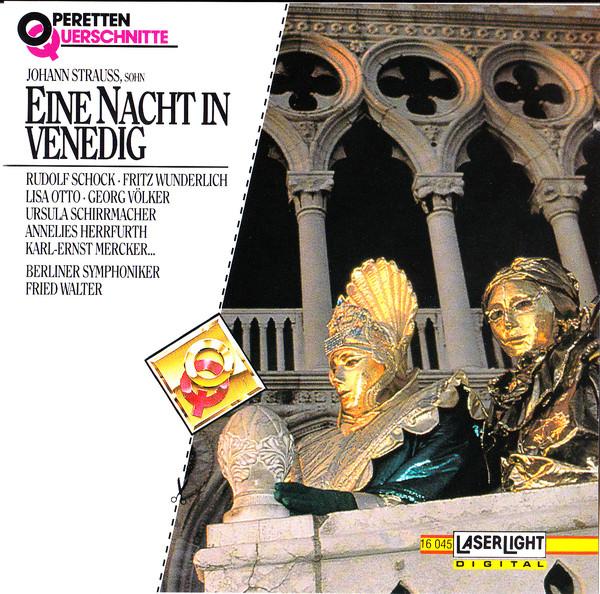 Strauss/Sohn Eine Nacht In Venedig