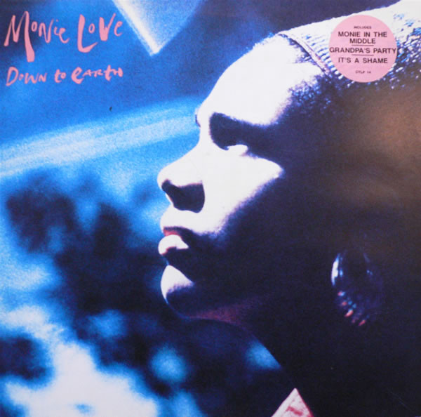 Monie Love Down To Earth Vinyl