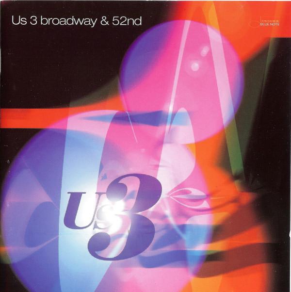 Us3 Broadway & 52nd  Vinyl