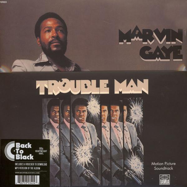 Gaye, Marvin Trouble Man Vinyl