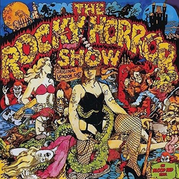 The Theatre Upstairs The Rocky Horror Show [Original London Cast} Vinyl