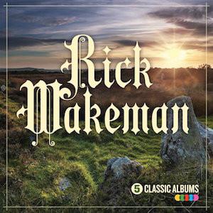 Wakeman, Rick 5 Classic Albums