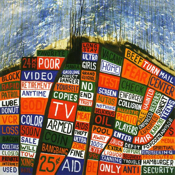 Radiohead Hail To The Thief Vinyl