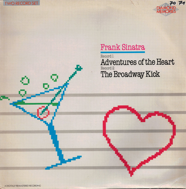 Sinatra, Frank Adventures Of The Heart - The Broadway Kick