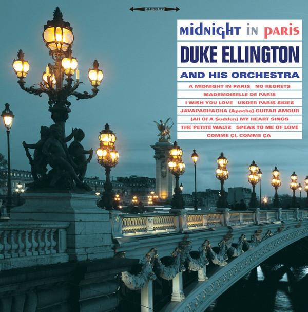 Duke Ellington And His Orchestra Midnight In Paris Vinyl