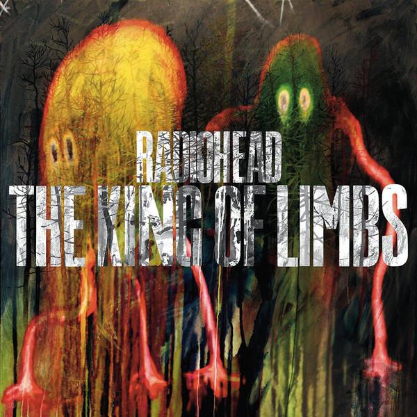 Radiohead The King Of Limbs Vinyl